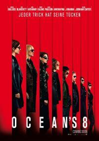 Oceans8 Poster