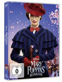 Mary Poppins Rückkehr DVD